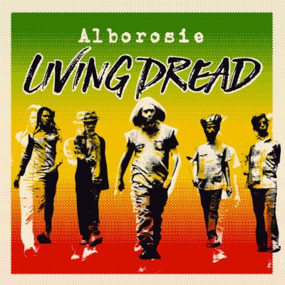 Artwork Alborosie - Living Dread