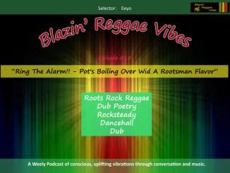 Blazin' Reggae Vibes Ep. 018 Poster