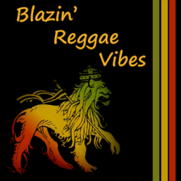 Lion of Judah - Blazin' Reggae Vibes Logo