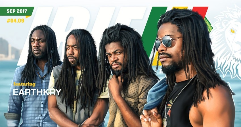 Irie Magazine 04-09 World Poster