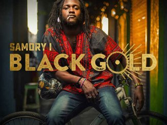 Samory I - Black Gold Album Cover