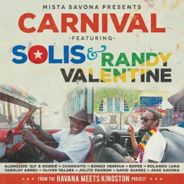 New single « Carnival », featuring Solis and Randy Valentine,