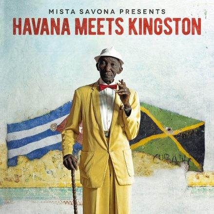 Havana Meets Kingston Album Cover