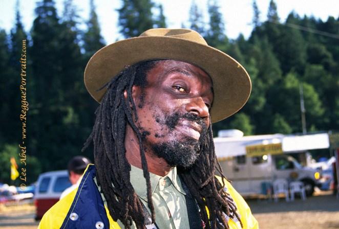 Joseph Hill - Reggae on the River 1999
