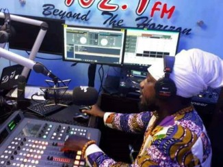 Magical Blakk Rasta Rules With The Only 'Hotter Fire' Reggae Drive Time Show