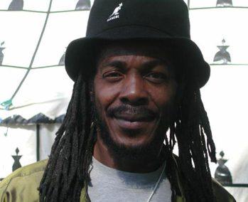 Roots reggae singer Michael Prophet