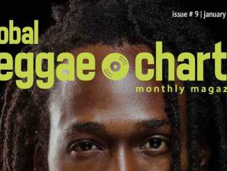 Global Reggae Charts Magazine #9 - January 2018