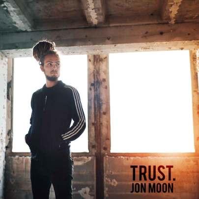 Jon Moon - Trust - Front Cover