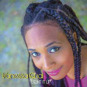 Vanessa Quai - Light It Up Album Cover