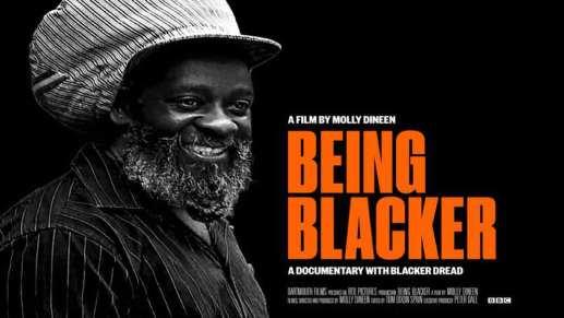Being Blacker Poster