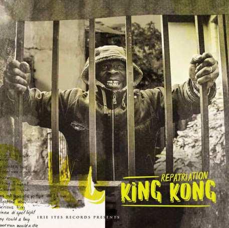 King Kong - Repatriation - Album Cover