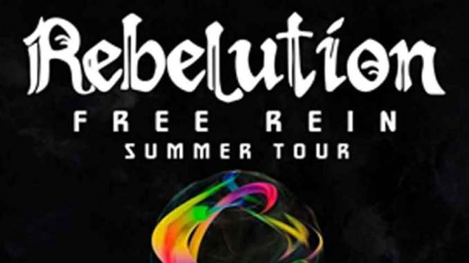 Rebelution - Free Rein Summer Tour