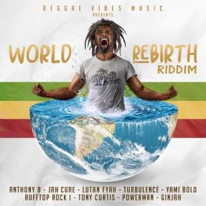World Rebirth Riddim Album Cover