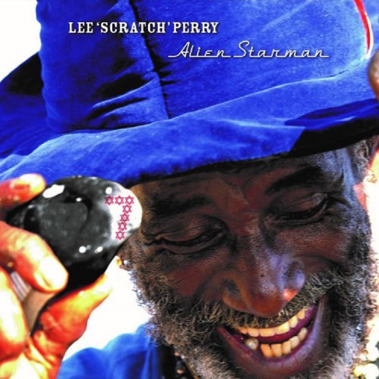 "Purchase on Amazon - Lee ""Scratch"" Perry - Alien Starman"