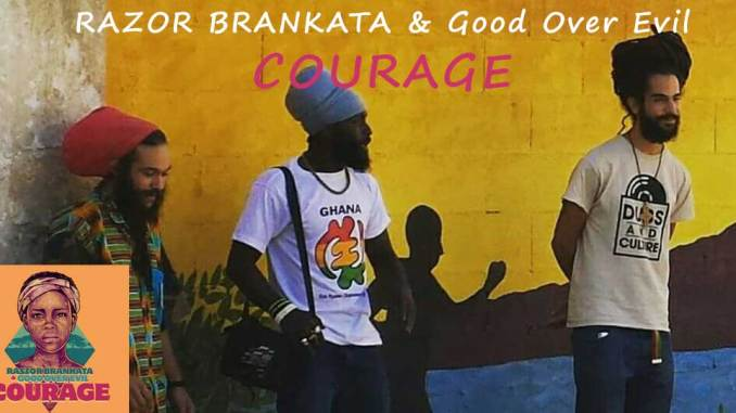 Courage by Raszor Brankata