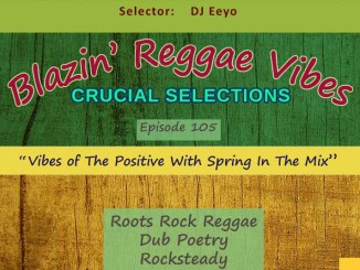 """Vibes of The Positive With Spring In The Mix"
