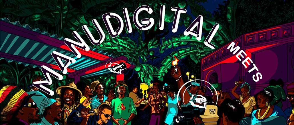 Manudigital meets Rastar All Stars Vol. 1