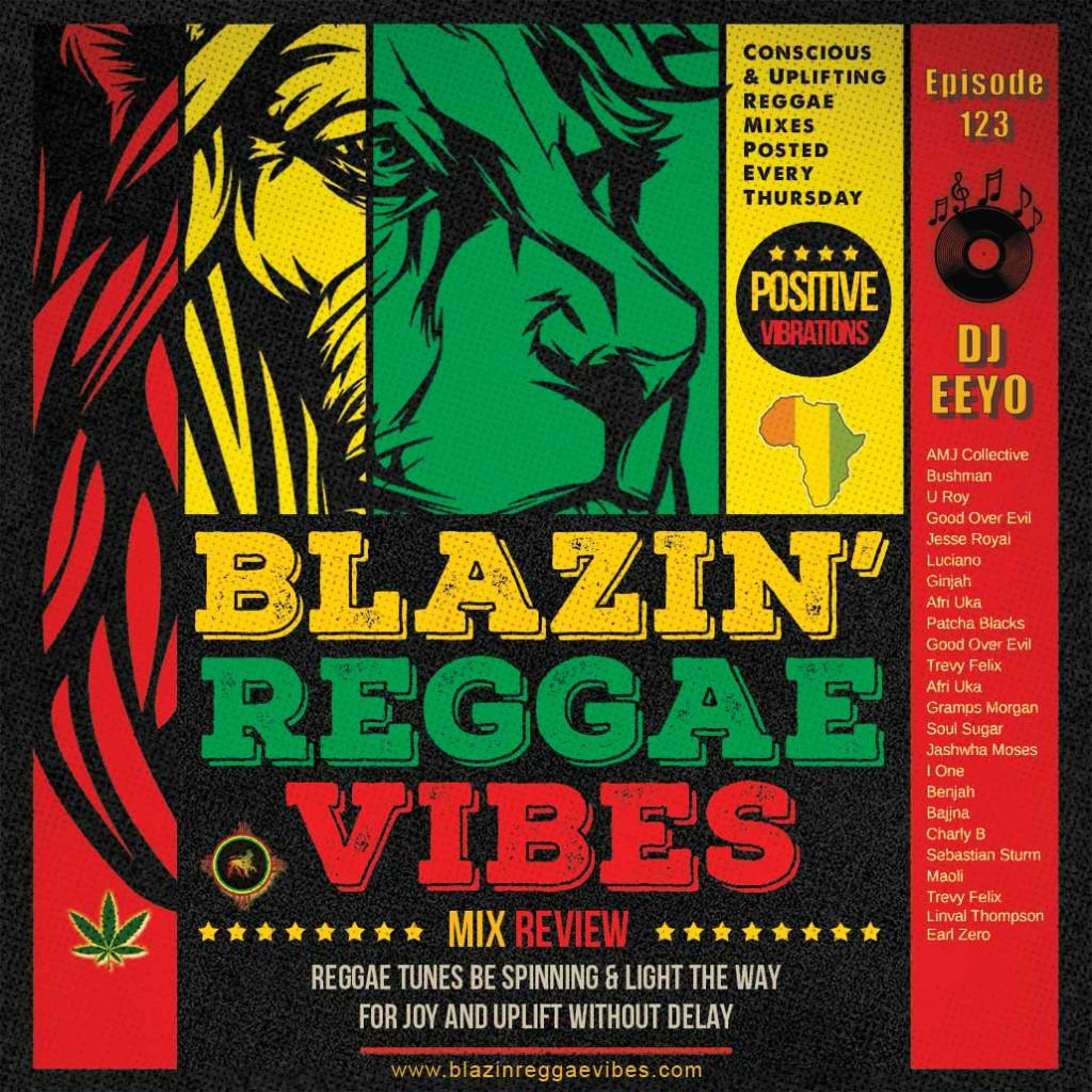 Reggae Tunes Be Spinning & Light The Way For Joy and Uplift Without Delay Cover Photo