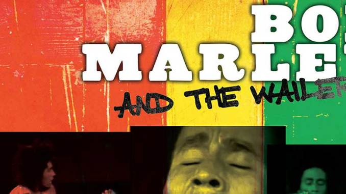 Bob Marley & The Wailers - The Capital Session '73