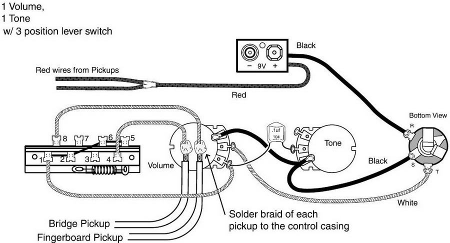 1980s emg wiring diagram   24 wiring diagram images