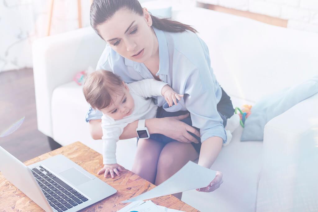 Exenciones IRPF y prestación por maternidad