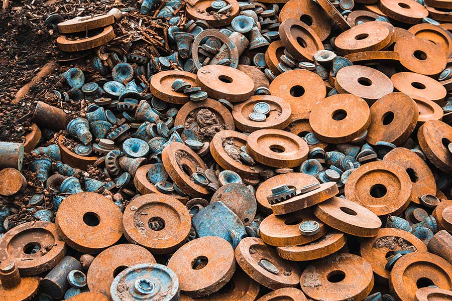 Ferrous Recycling