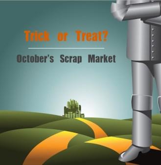 October Scrap Prices