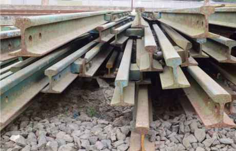 Rail recycling services