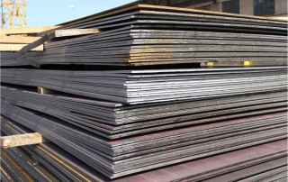 Steel Plate recycling service