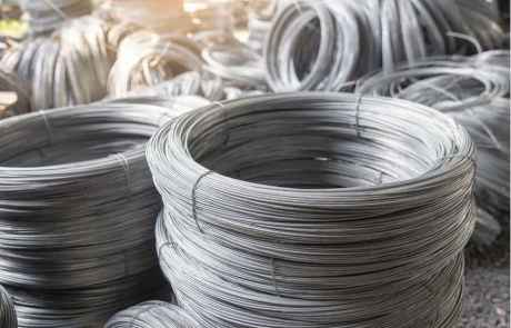 Steel Wire metal recycling