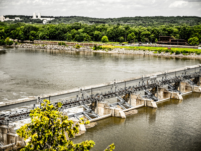 Necessary Infrastructure Repairs Along the Illinois River