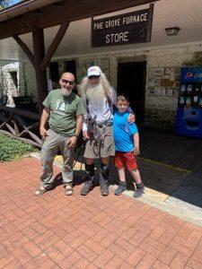 The Adventure Meets Nimblewill Nomad