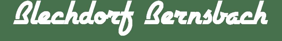 Logo Blechdorf