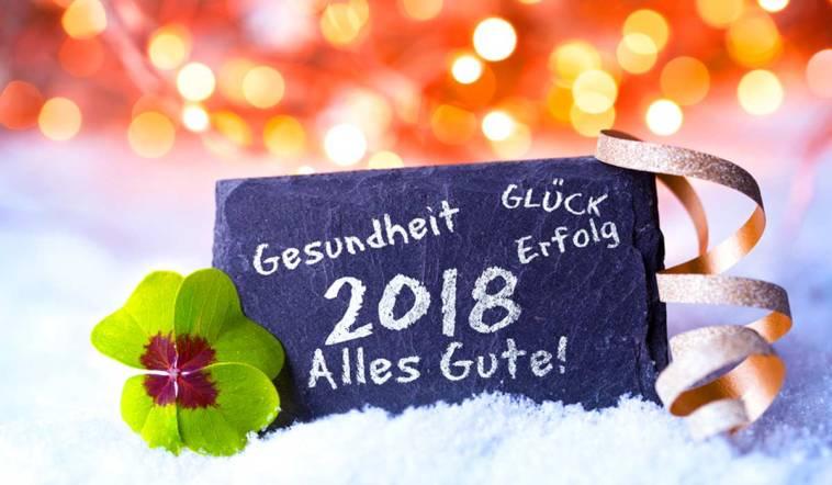 Neujahrsvorsätze im BleckmannSchulze Team