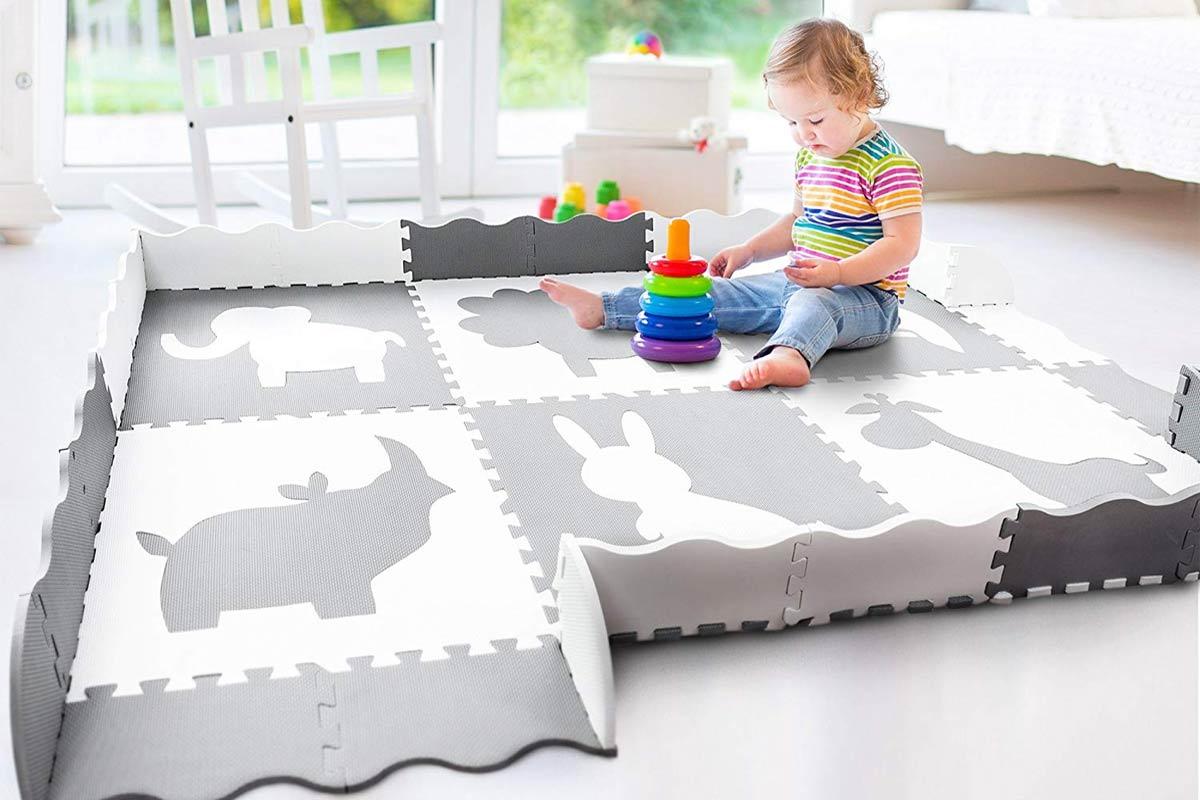 tapis mousse bebe comment choisir le meilleur modele