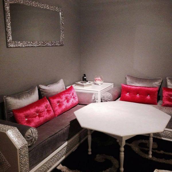 Salon Marocain Oriental Design Moderne Pas Cher BledyShop
