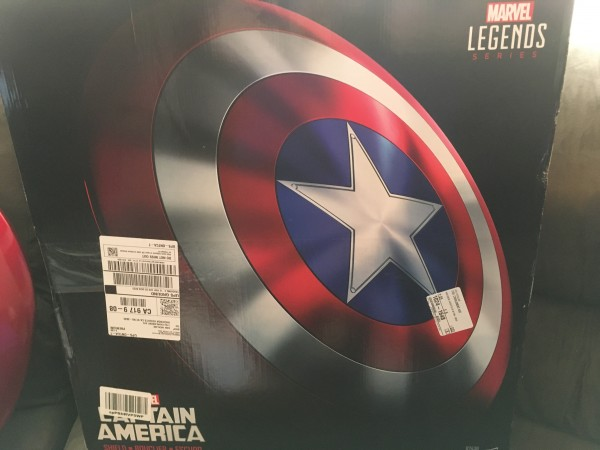 Checking Out The Marvel Legends Series Captain America Shield