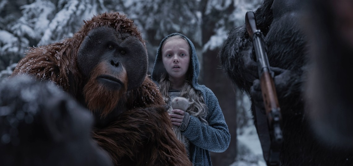 Image result for war for the planet of the apes bad ape