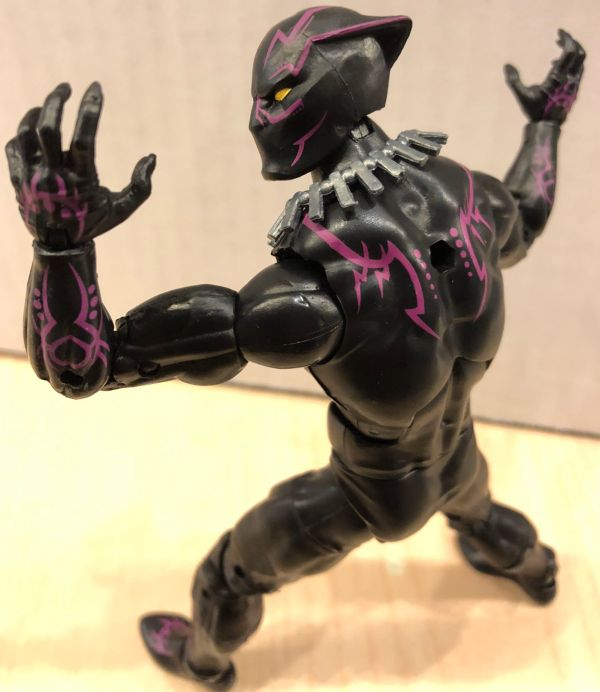 Black Panther Marvel Legends Walmart Exclusive 13