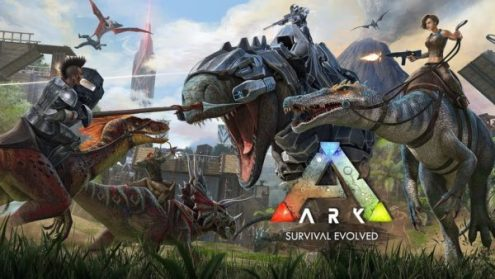 ARK  Survival Evolved is Coming to Mobile on iOS and Android Studio Wildcard and War Drum Studios have joined forces to bring the ARK   Survival Evolved experience to mobile  The iOS and Android port of the game  was