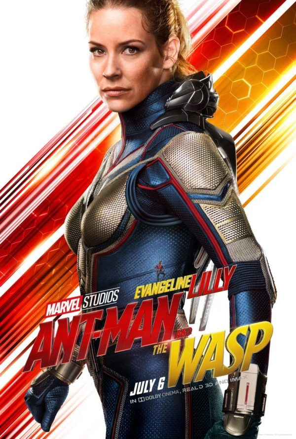 Michael Douglas Says Ant Man Wasp Is A Feel Good Blessing In Divisive Times