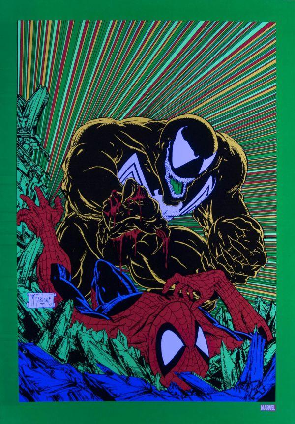 Venom Stance McFarlane Poster NYCC 6