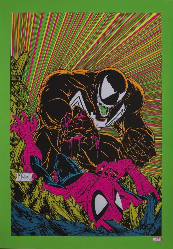 Venom Stance McFarlane Poster NYCC 7