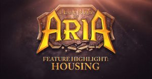 Latest Legends of Aria Shows Off How You Create Your Home