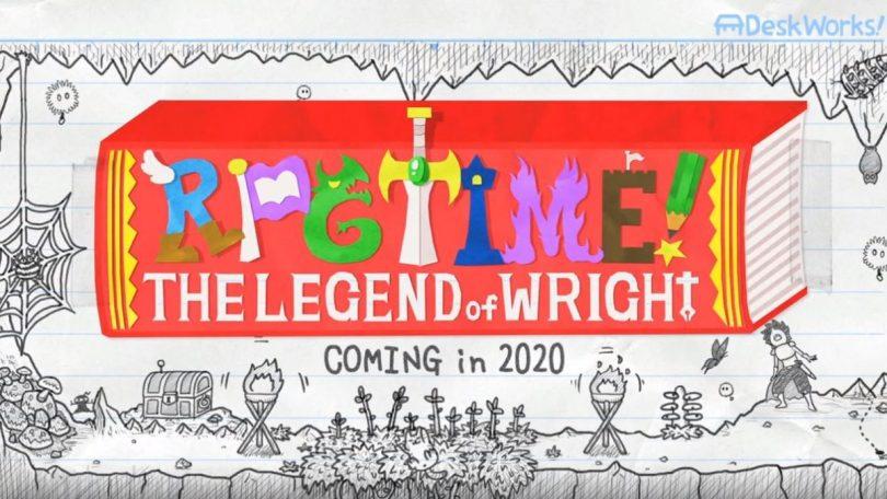Resultado de imagen para RPG TIME: THE LEGEND OF WRIGHT