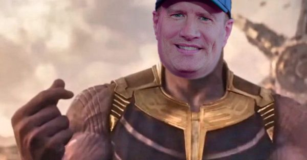 Could New Comics Overlord Kevin Feige Kill the Marvel Universe?