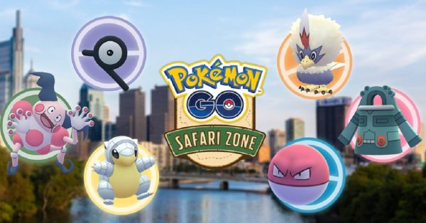 """Pokémon GO"" Reveals Details On Safari Zone Philadelphia"