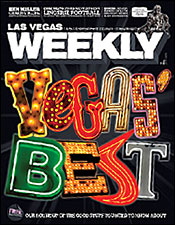 Las Vegas Weekly cover May 21 2009