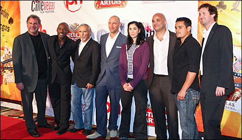 Saint John of Las Vegas cast and more