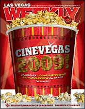 Las Vegas Weekly cover 6/11/09